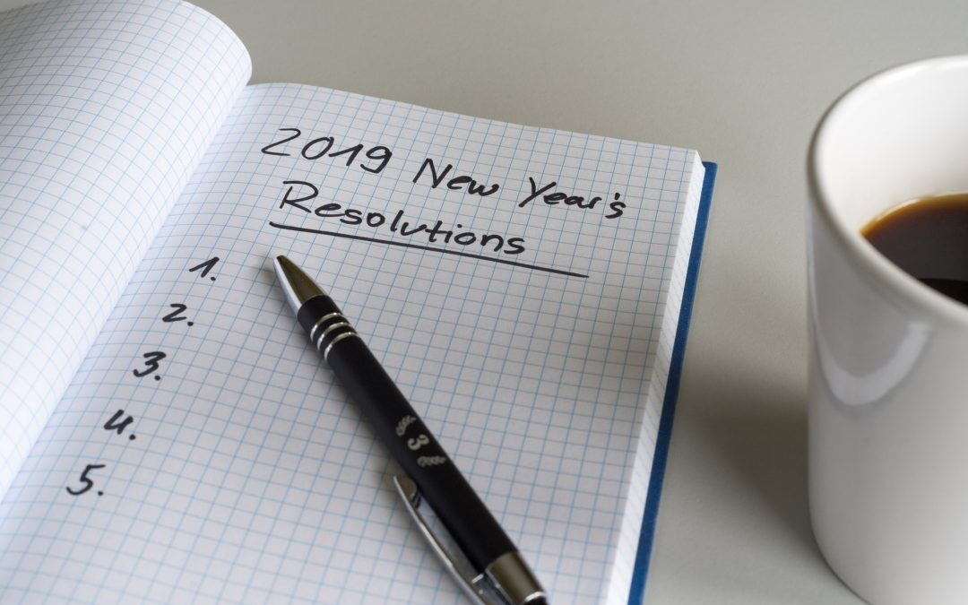 Why making New Year's Resolutions is a waste of time!
